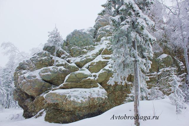 Гора Шунут Свердловская область фотография